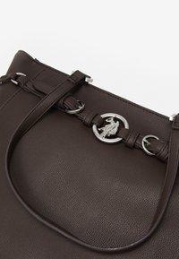 U.S. Polo Assn. - DELAWARE - Käsilaukku - dark brown - 3