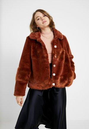 Frakker / klassisk frakker - brown patina