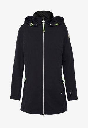 ANIKSAR - Soft shell jacket - dark blue