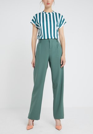GORGEOUS - Trousers - green