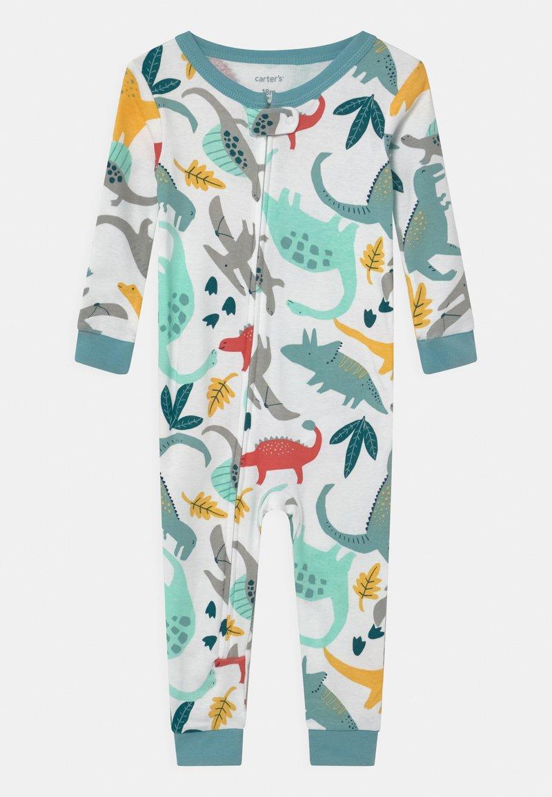 Carter's - DINO FOOTLESS - Pyjamas - multi-coloured/white