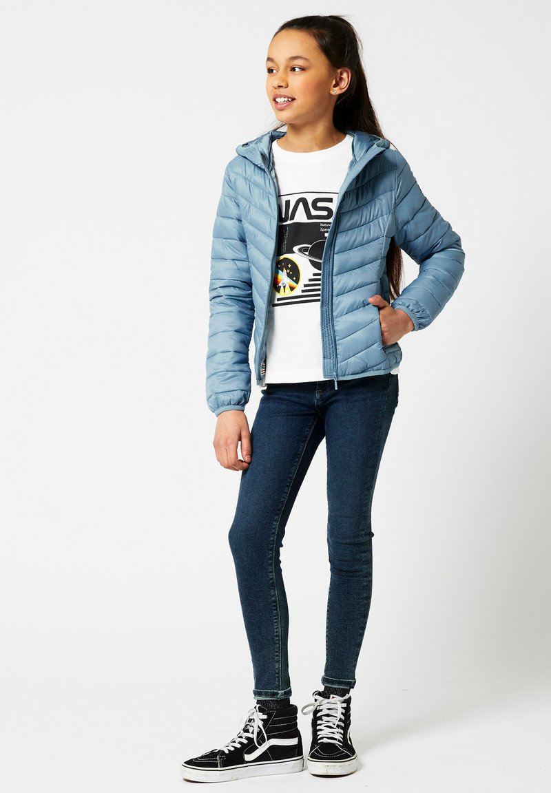 America Today - Winter jacket - denim blue