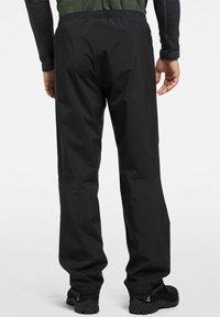 Haglöfs - BUTEO PANT - Outdoor trousers - true black - 1
