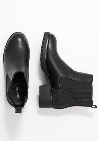 Anna Field - Kotníkové boty - black - 3