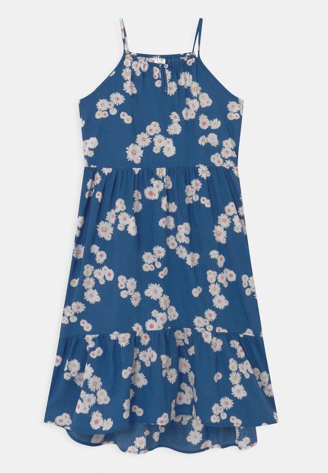 Robe longue - blue