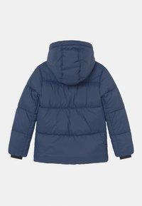 Vingino - TIAN SET - Winter jacket - navy blue/deep black - 1