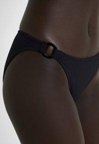 s.Oliver - TRIANGEL SET - Bikini - black - 4