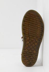 Dr. Martens - ROMI  - Sandals - silver metallic - 4