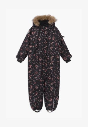 MOE UNISEX - Snowsuit - blue