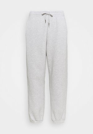 RUBI PANTS - Tracksuit bottoms - grey melange