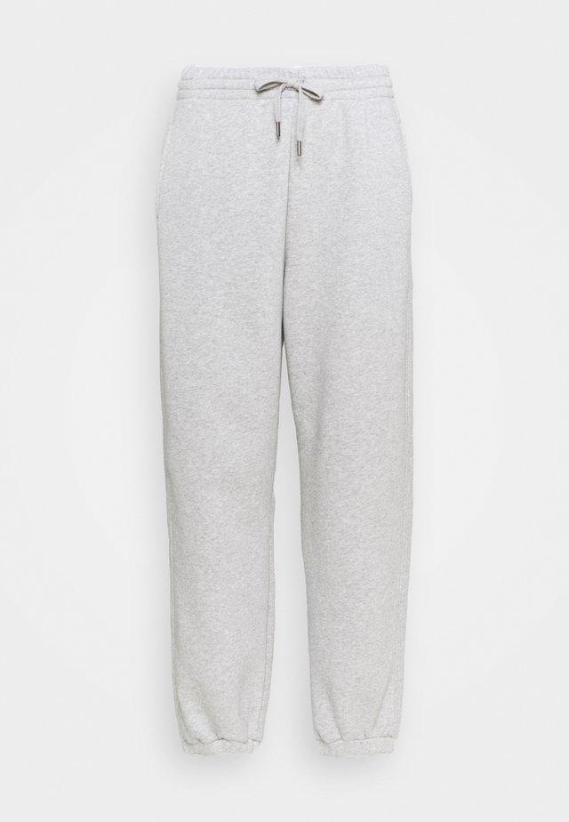 RUBI PANTS - Pantaloni sportivi - grey melange