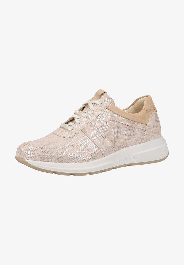 Sneakers laag - ivory