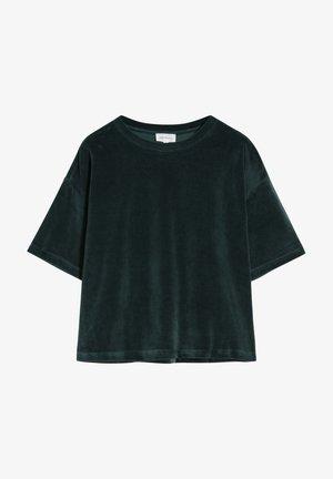 MAARLI - Basic T-shirt - vintage green