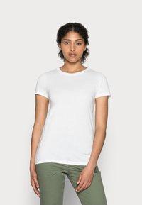 GAP - CREW - Basic T-shirt - white - 0