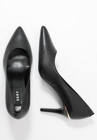 DKNY - RANDI - Zapatos altos - black - 3