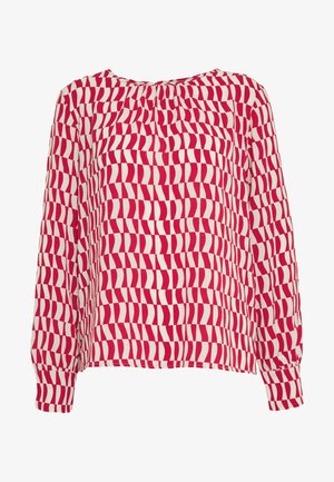 PULCE - Blouse - rosso