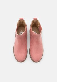 Cotton On - SCALLOP GUSSET BOOT - Classic ankle boots - dusty rose - 3