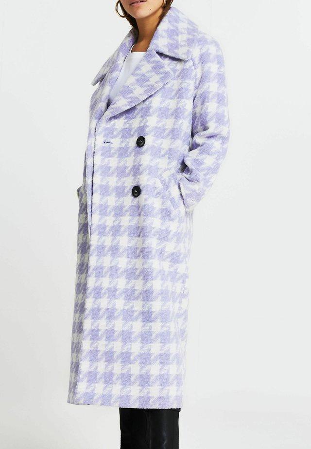 DOGTOOTH - Manteau classique - purple
