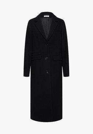 AIRIN - Klasický kabát - black