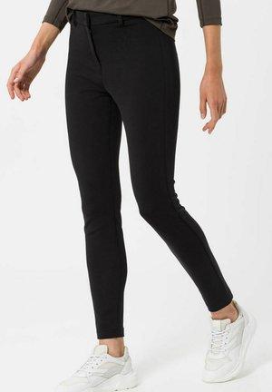 STYLE LUNA - Trousers - black