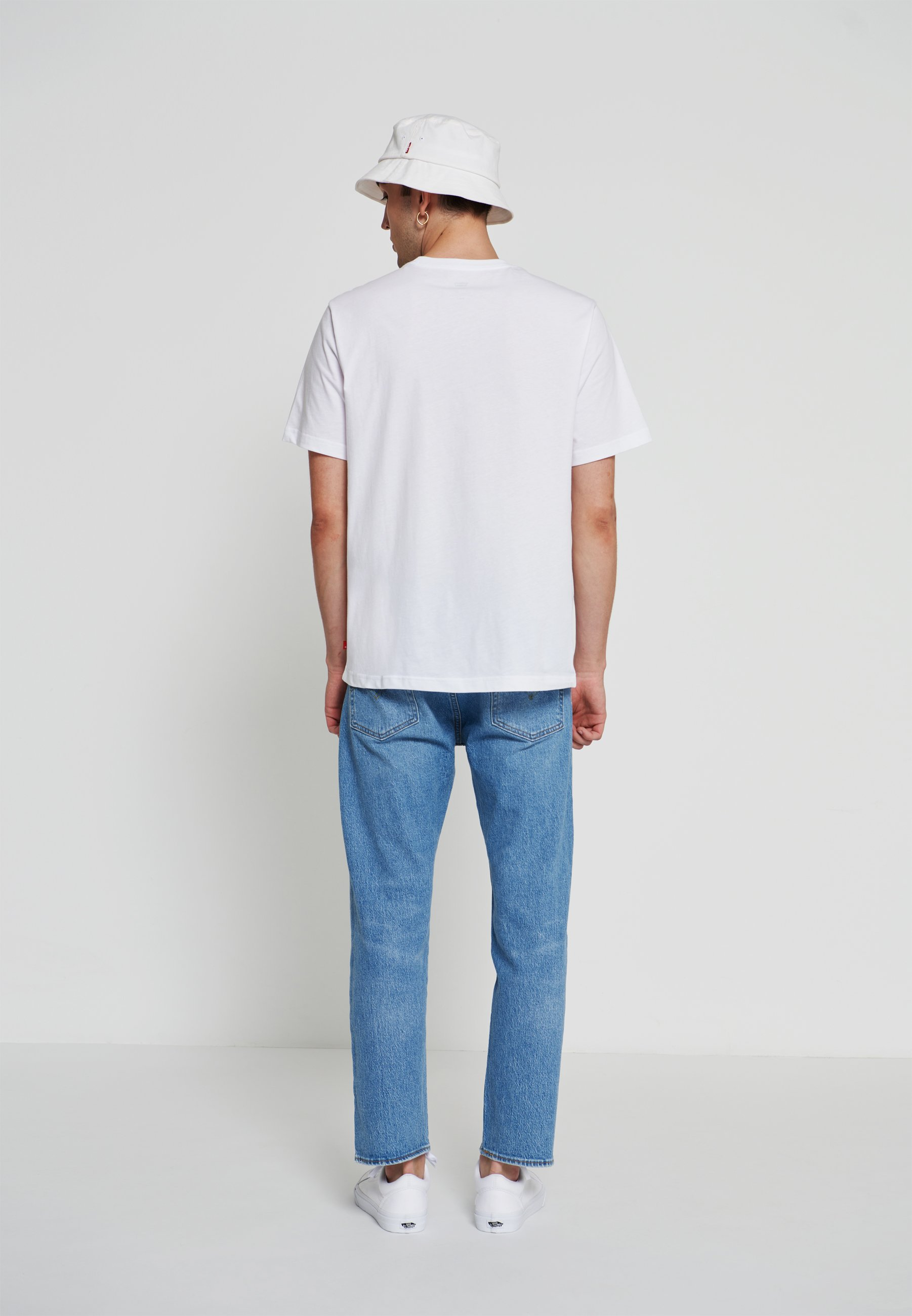 Men RELAXED FIT TEE BABYTAB - Print T-shirt