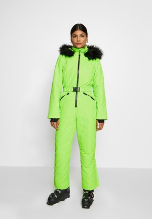 SKI SNOW  - Jumpsuit - lime
