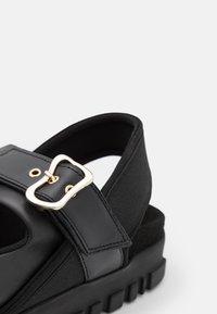 Holzweiler - NATIONAL  - Platform sandals - black - 6