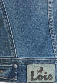 LOIS Jeans - THE TORERO  - Džínová bunda - blue denim - 2