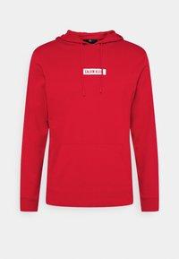 Calvin Klein Performance - HOODIE - Sweatshirt - red - 3