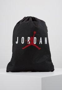 Jordan - GYM SACK - Sportovní taška - black - 0