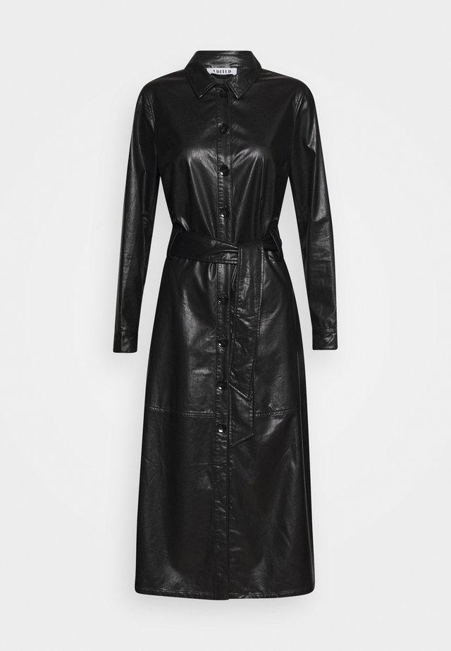 HELENA DRESS - Korte jurk - schwarz