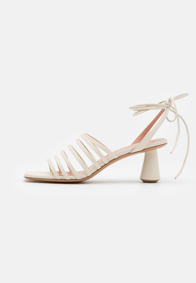ESTRELLA - Sandals - beige
