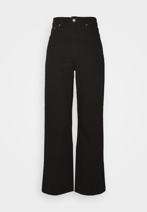 ECHO - Relaxed fit jeans - black