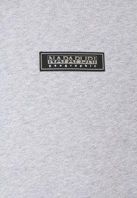 Napapijri The Tribe - PATCH UNISEX - Hoodie - light grey melange - 2