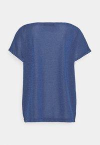 Mos Mosh - KAY TEE - Print T-shirt - true blue - 1