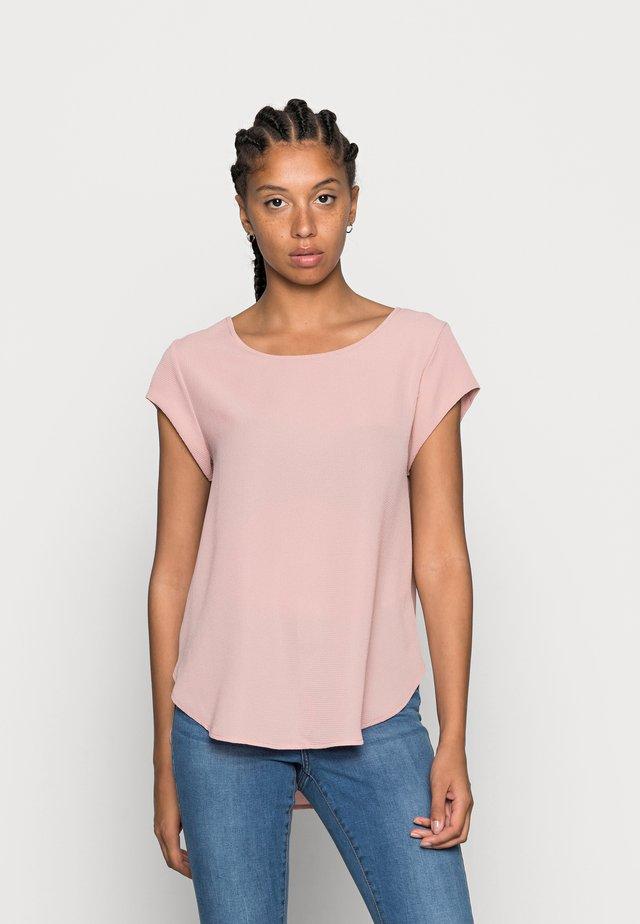 ONLVIC SOLID  - T-shirt basic - pale mauve