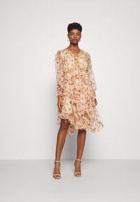 YAS - YASLUSAKA DRESS - Cocktailjurk - light pink - 0