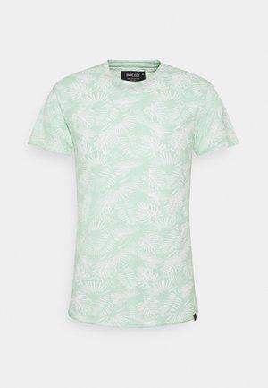 KEEN - T-shirt med print - quite wave