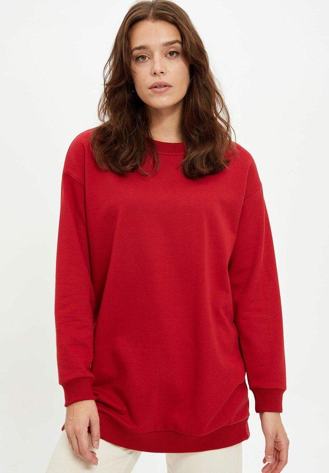 Sweatshirts - bordeaux