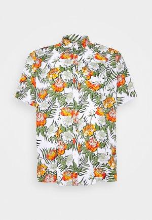 PRINT TEE - Print T-shirt - white