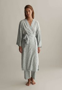 OYSHO - Dressing gown - green - 0