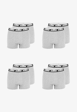 8 ER PACK MULT - Pants - light grey