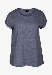 Zizzi - T-shirts - dark blue - 3