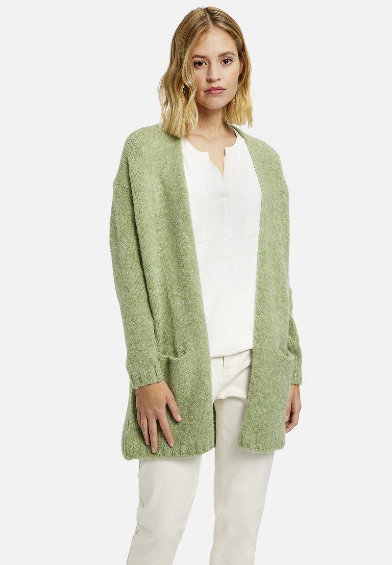 Smith&Soul - UNI - Cardigan - sage green