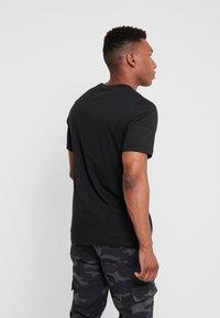 Jordan - T-shirt med print - black - 2