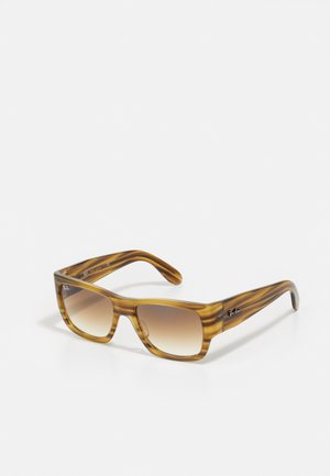UNISEX - Sunglasses - yellow