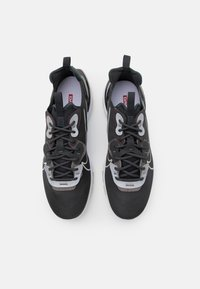 Nike Sportswear - REACT VISION 3M - Sneakers - anthracite/white/university red - 3