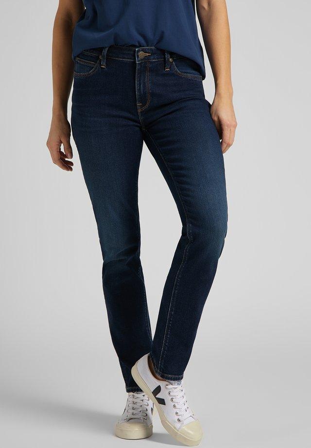 ELLY - Jeans slim fit - dark rook