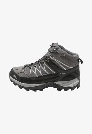 RIGEL MID TREKKING SHOES WP - Hikingsko - grey
