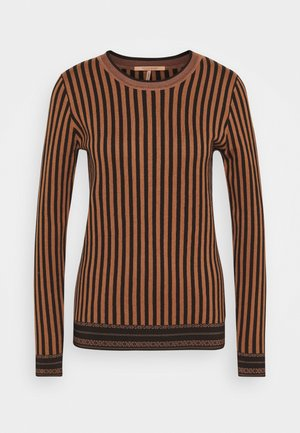 BASIC STRIPED - Pullover - combo
